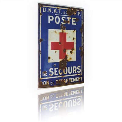 Panneau Poste De Secours