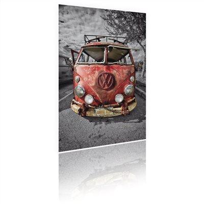 Panneau Van Vintage